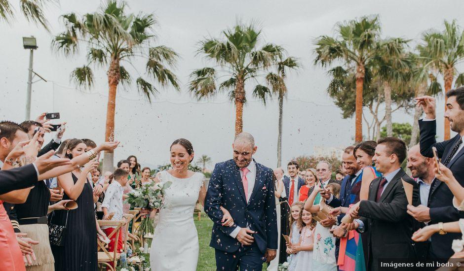 La boda de Chiqui y Andrea en Roquetas De Mar, Almería