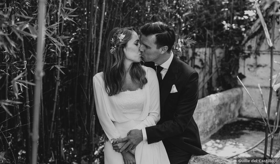 La boda de Pablo y Emi en Málaga, Málaga