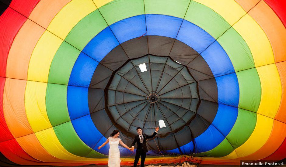 La boda de Marisol y Alex en Granada, Granada