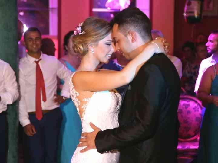 La boda de Nerea y Cristian