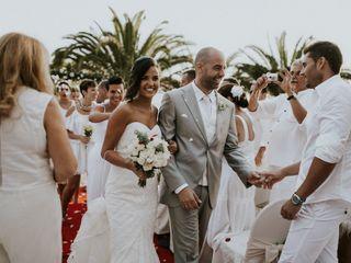 La boda de Xio y Pancho