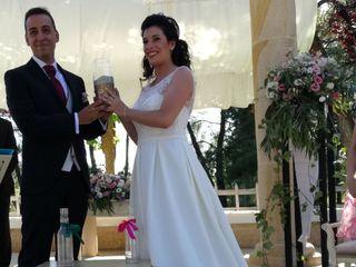 La boda de Sarai y Héctor
