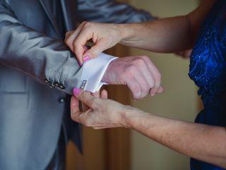 La boda de Anastasia y Kirill  3