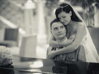 La boda de Anastasia y Kirill