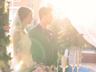 La boda de Loida y Pablo
