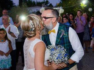 La boda de Pilar y Miguel Angel