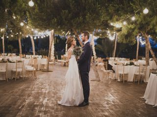 La boda de Candela y Óscar