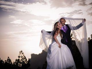 La boda de Marga y Alexis