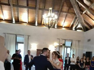 La boda de Ester y Javi 1