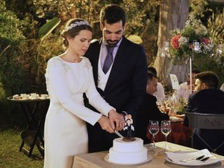 La boda de Maria y Pedro