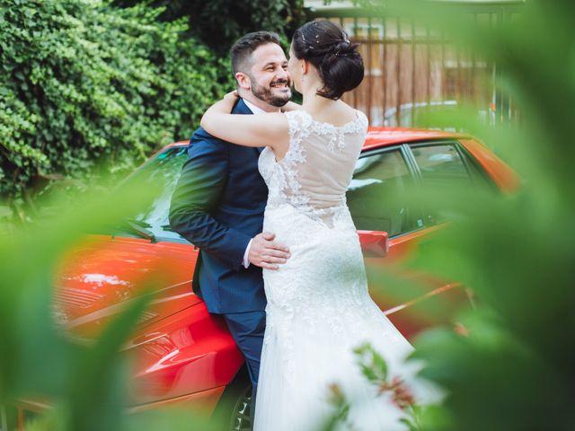 La boda de Patricia y Irian