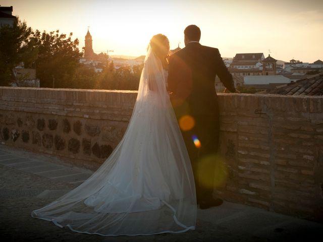La boda de Manuel y Raquel en Antequera, Málaga 13