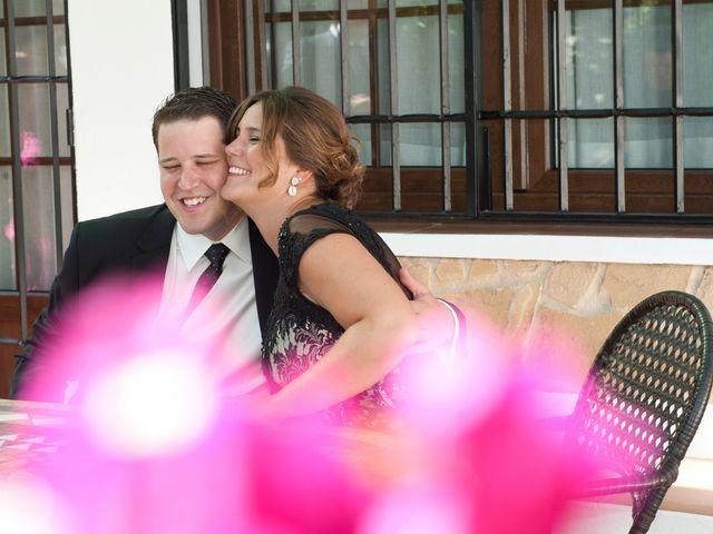 La boda de Manuel y Raquel en Antequera, Málaga 2