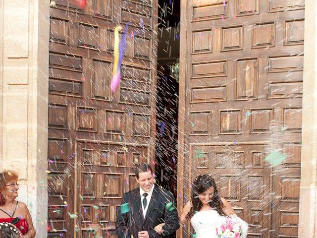 La boda de Manuel y Raquel en Antequera, Málaga 10