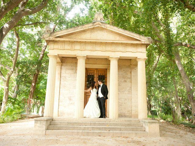 La boda de Manuel y Raquel en Antequera, Málaga 23