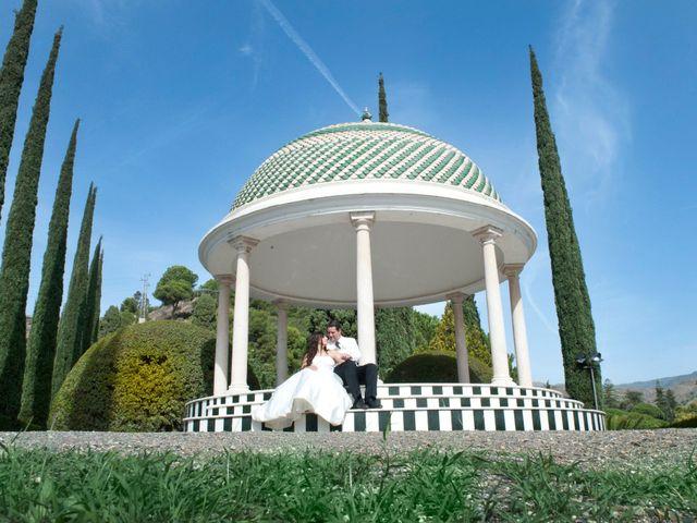 La boda de Manuel y Raquel en Antequera, Málaga 24