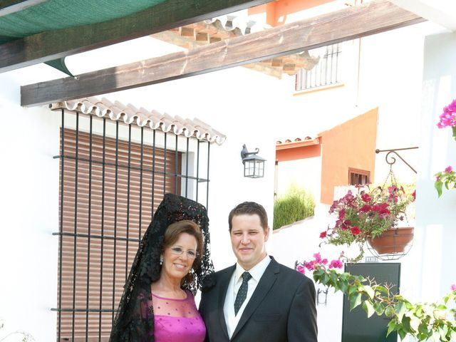 La boda de Manuel y Raquel en Antequera, Málaga 4