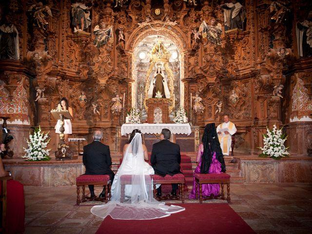La boda de Manuel y Raquel en Antequera, Málaga 9