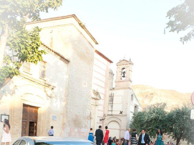 La boda de Manuel y Raquel en Antequera, Málaga 11