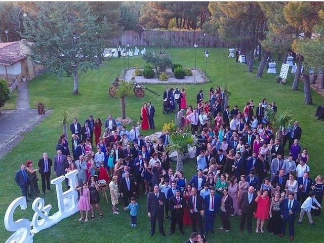 La boda de Héctor y Sarai en Garray, Soria 7