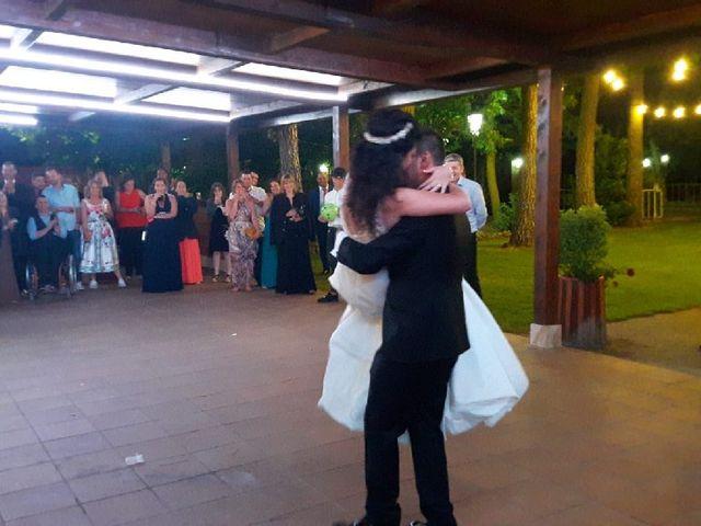 La boda de Héctor y Sarai en Garray, Soria 1