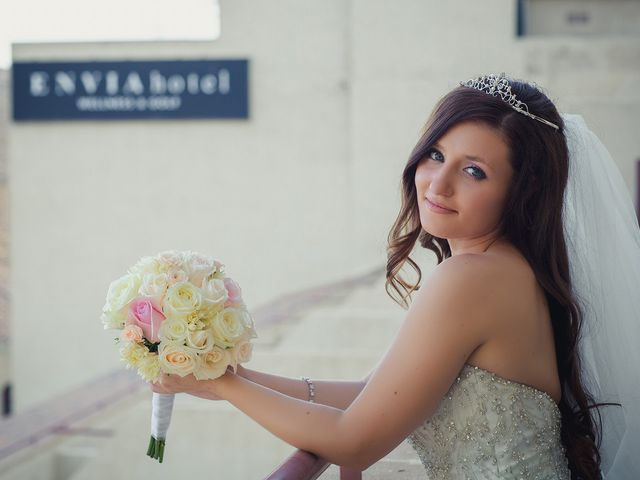 La boda de Kirill  y Anastasia en Almería, Almería 25