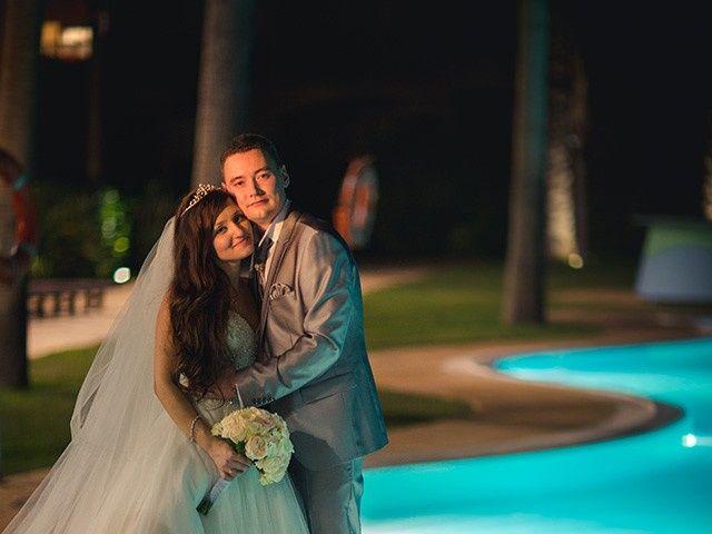 La boda de Kirill  y Anastasia en Almería, Almería 32