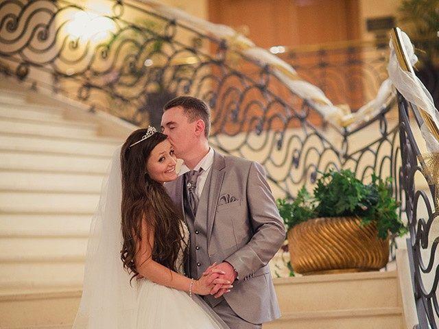 La boda de Kirill  y Anastasia en Almería, Almería 34