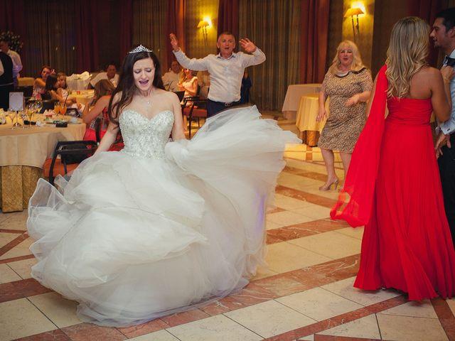 La boda de Kirill  y Anastasia en Almería, Almería 54