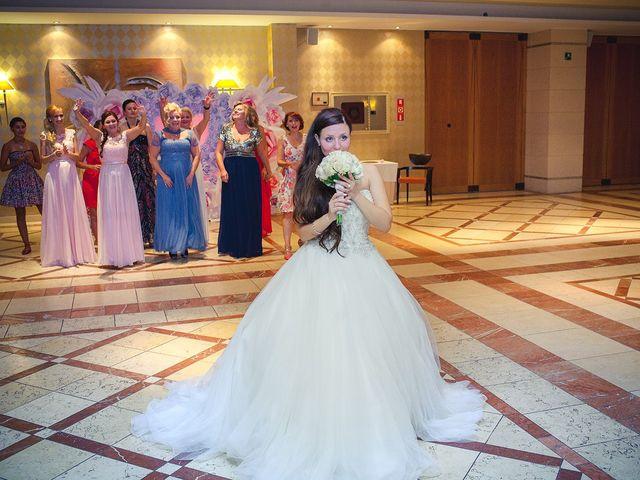 La boda de Kirill  y Anastasia en Almería, Almería 55