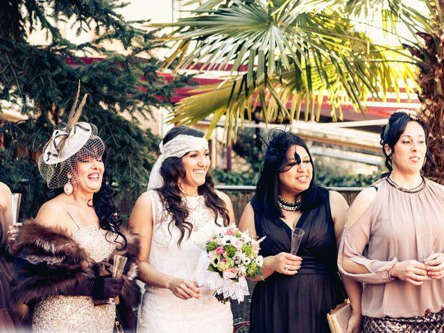 La boda de Isaac y Selina en Galapagos, Guadalajara 9
