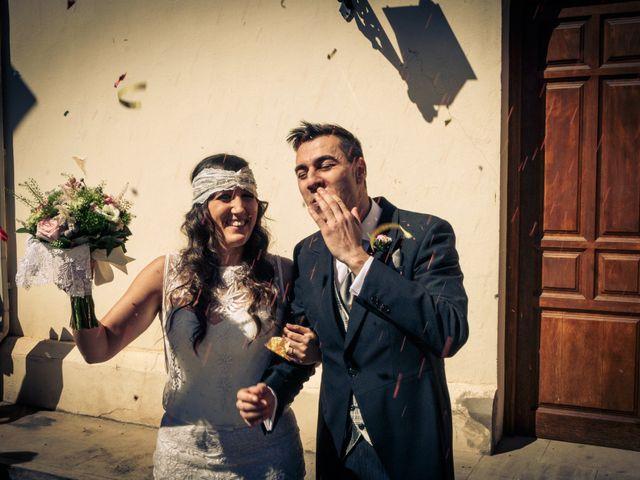 La boda de Isaac y Selina en Galapagos, Guadalajara 18