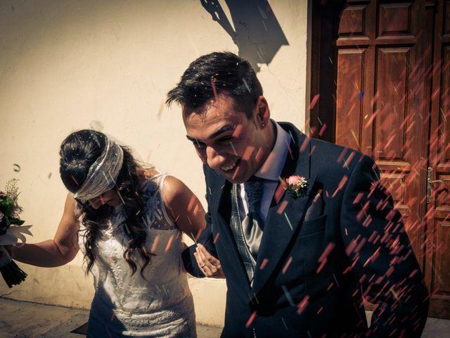 La boda de Isaac y Selina en Galapagos, Guadalajara 20