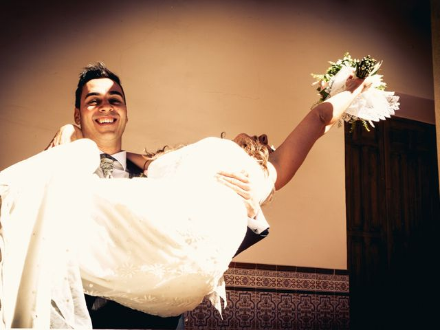 La boda de Isaac y Selina en Galapagos, Guadalajara 25