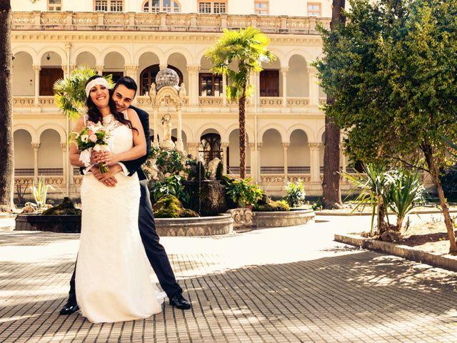 La boda de Isaac y Selina en Galapagos, Guadalajara 30