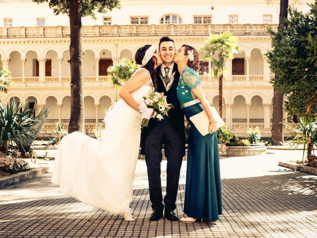 La boda de Isaac y Selina en Galapagos, Guadalajara 33