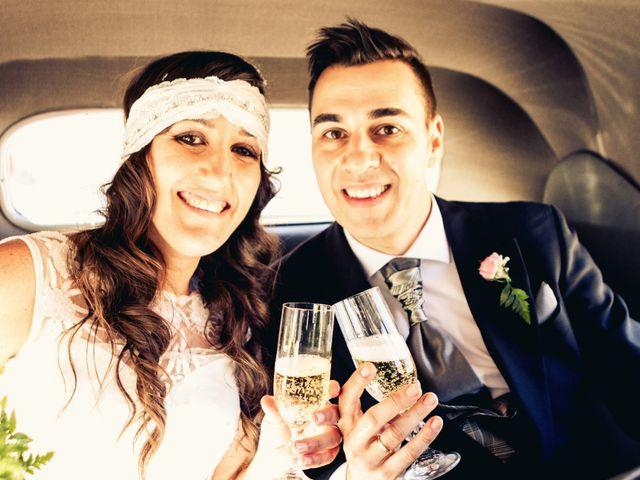 La boda de Isaac y Selina en Galapagos, Guadalajara 35