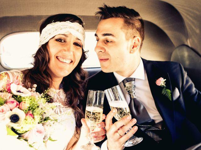 La boda de Isaac y Selina en Galapagos, Guadalajara 36
