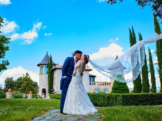 La boda de Valeria y José