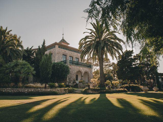 La boda de Francesc y Clara en Vilanova I La Geltru, Barcelona 6