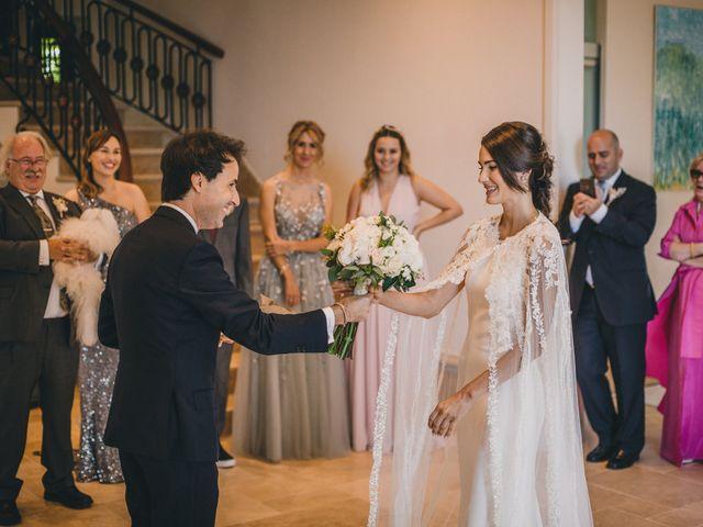 La boda de Francesc y Clara en Vilanova I La Geltru, Barcelona 22