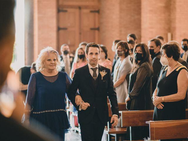 La boda de Francesc y Clara en Vilanova I La Geltru, Barcelona 32