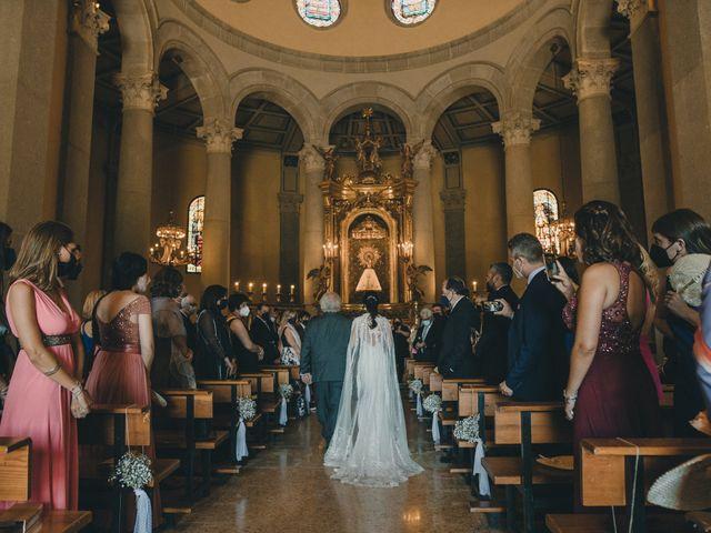 La boda de Francesc y Clara en Vilanova I La Geltru, Barcelona 36
