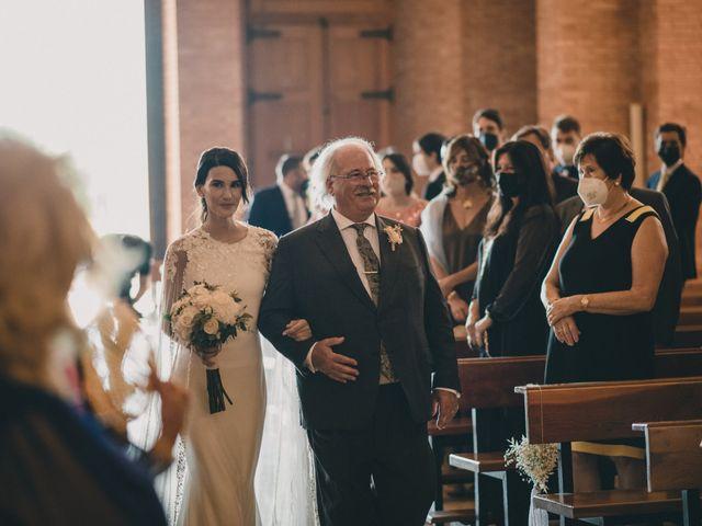 La boda de Francesc y Clara en Vilanova I La Geltru, Barcelona 37