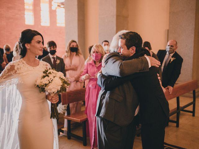 La boda de Francesc y Clara en Vilanova I La Geltru, Barcelona 38