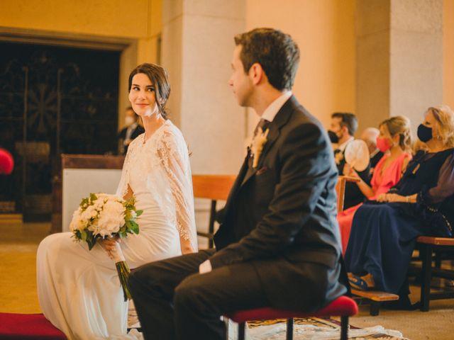 La boda de Francesc y Clara en Vilanova I La Geltru, Barcelona 43