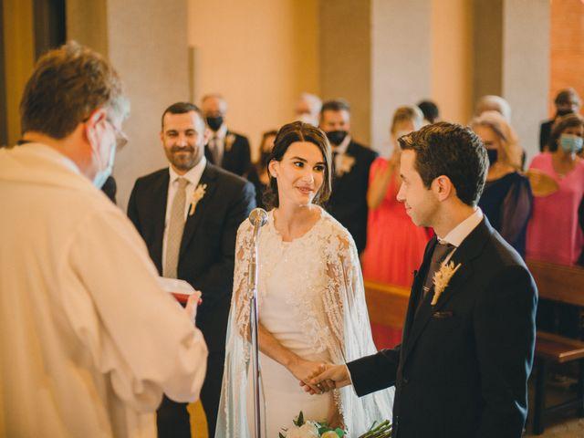La boda de Francesc y Clara en Vilanova I La Geltru, Barcelona 44