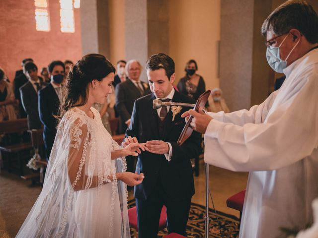 La boda de Francesc y Clara en Vilanova I La Geltru, Barcelona 46