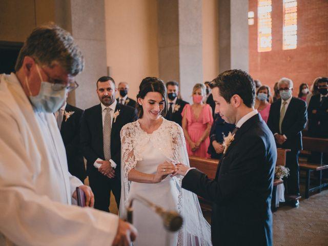 La boda de Francesc y Clara en Vilanova I La Geltru, Barcelona 47