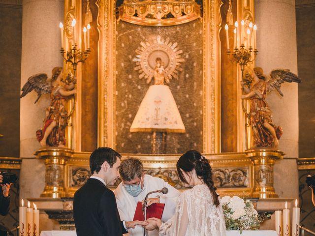 La boda de Francesc y Clara en Vilanova I La Geltru, Barcelona 48